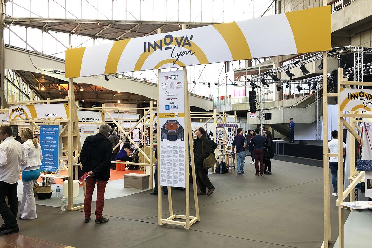 YOUFACTORY partenaire de l'Innova'Lyon