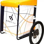 Application accessoire Pôle Textile - Carry Box d'AddBike